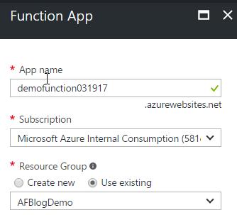 Azure Functions with Multiple Output Bindings | Joe Raio